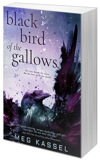 Black Bird of the Gallows cover