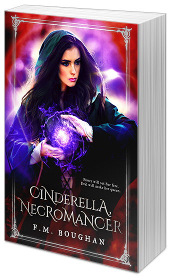Cinderella Necromancer Cover