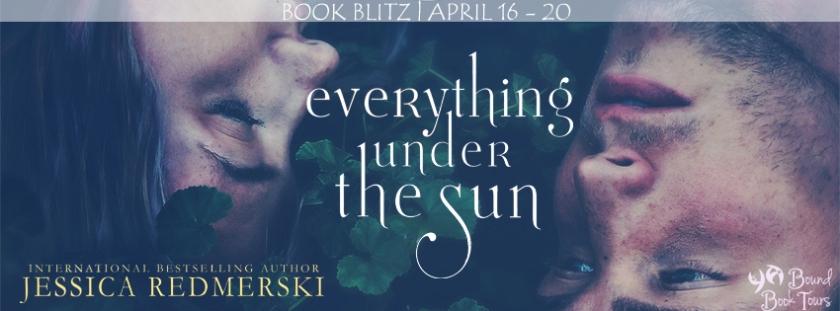 Everything Under the Sun blitz banner