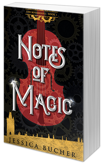 Notes of Magic Cover