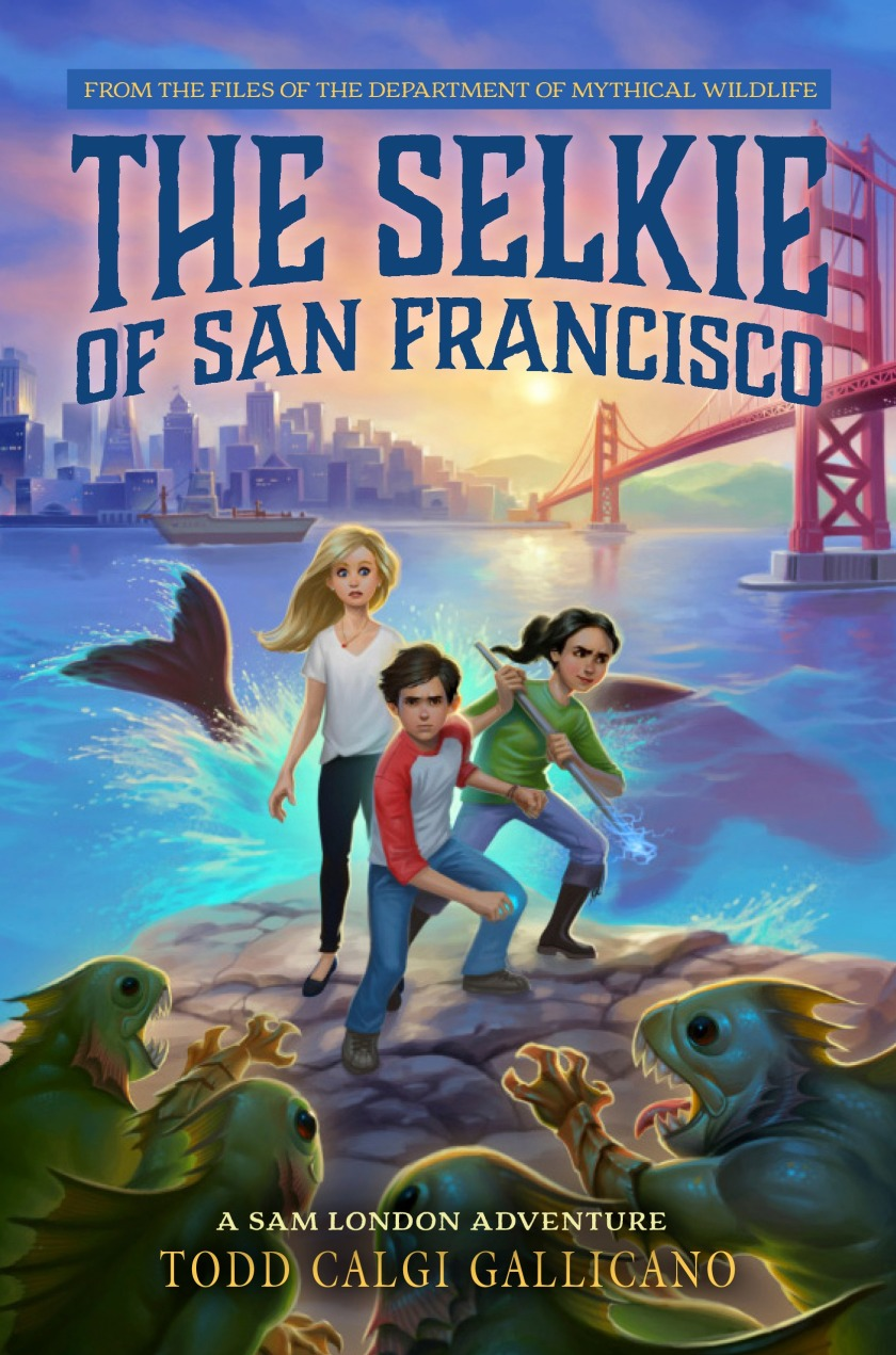 The Selkie of San Francisco (1)