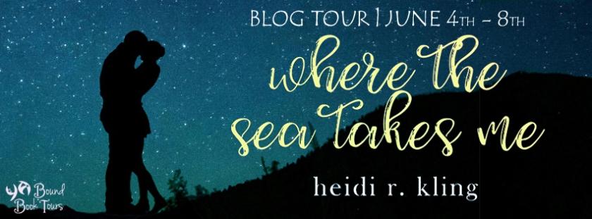 Where the Sea Takes me tour banner