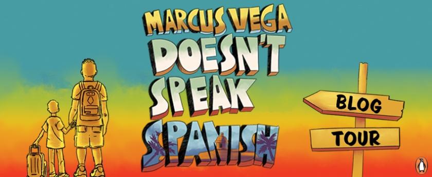 Marcus Vega Blog Tour