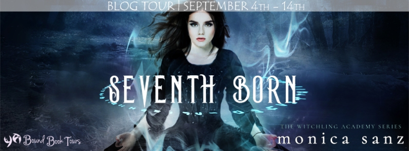 Seventh Born tour banner