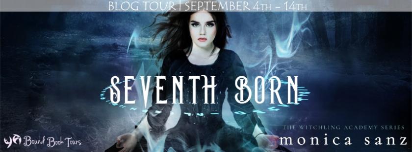 Seventh Born tour banner