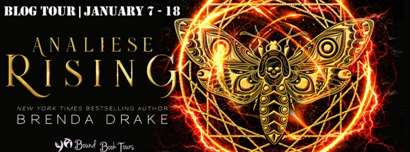 analiese rising tour banner