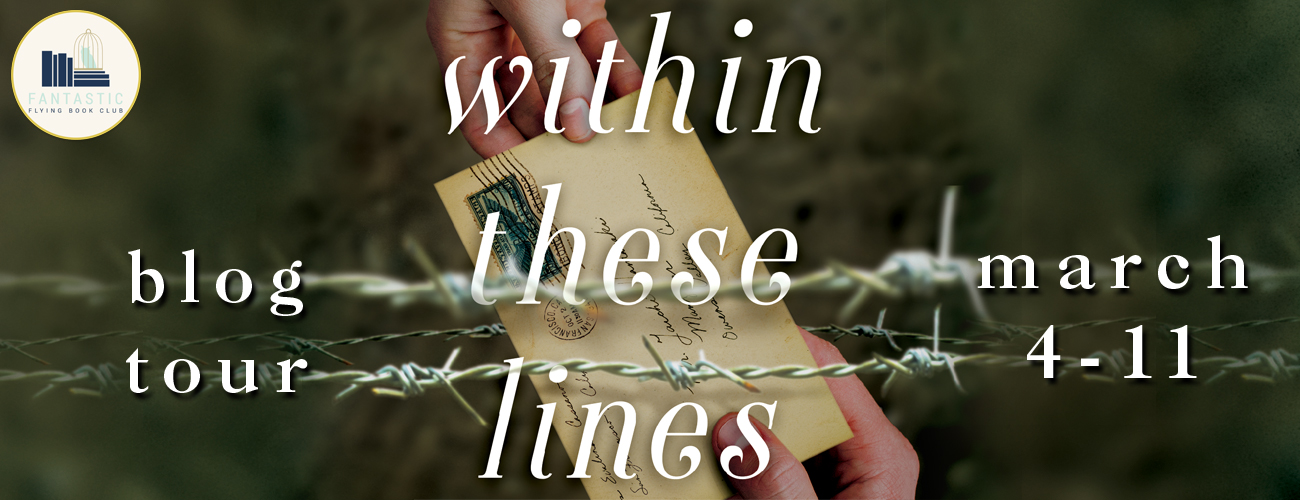 Blog Tour for Within These Lines by Stephanie Morrill (guest post