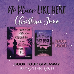 Giveaway - No Place Like Here