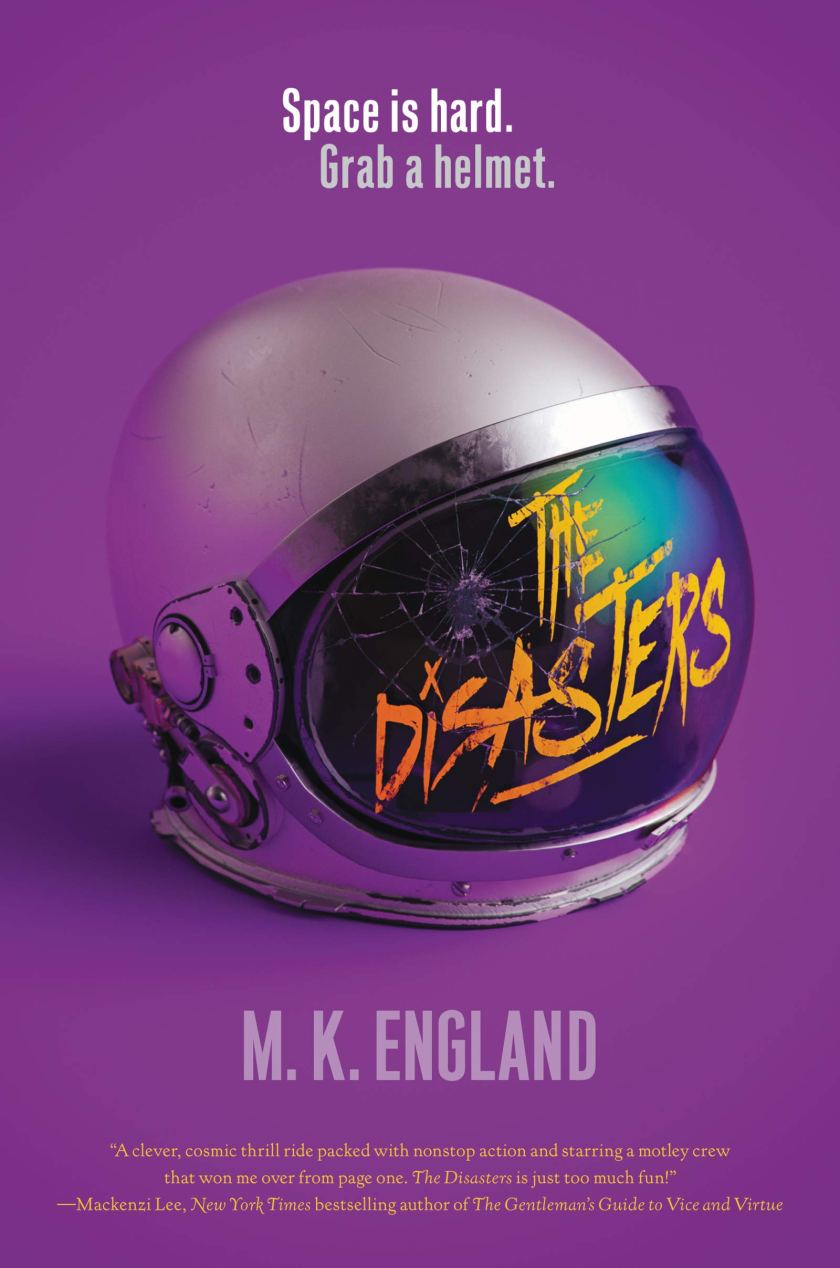 The Disasters Final Cover