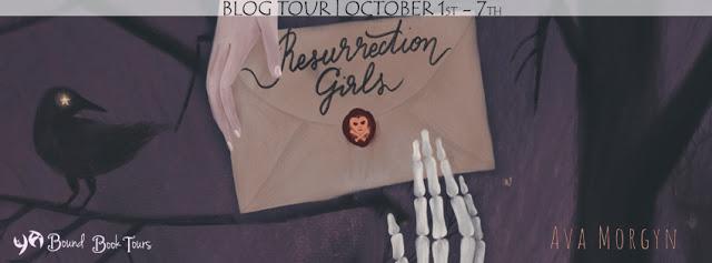 Resurrection Girls tour banner