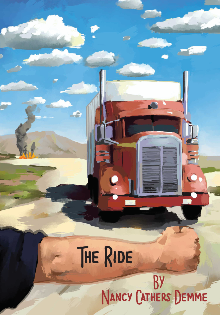 The Ride Cover (11)