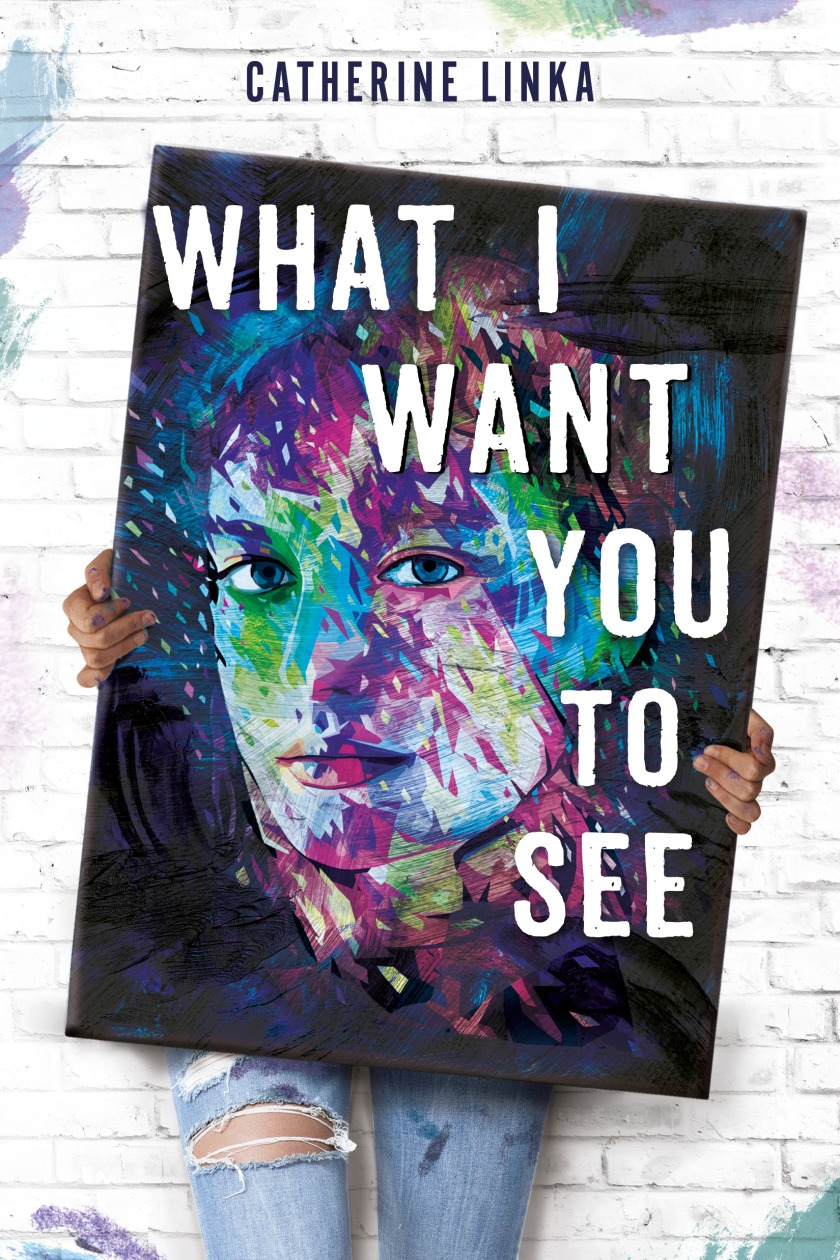 What I Want You to See book jacket