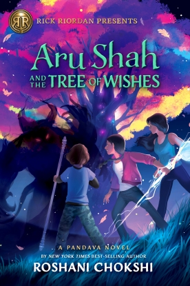 ARU SHAH AND THE TREE OF WISHES hi res