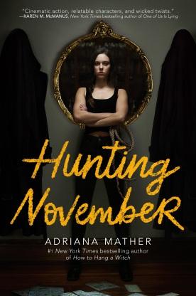 Hunting November Cover