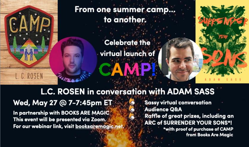 CAMP Launch Promo[1]