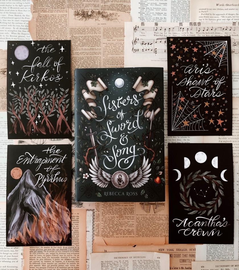 SOSAS & Myth Cards