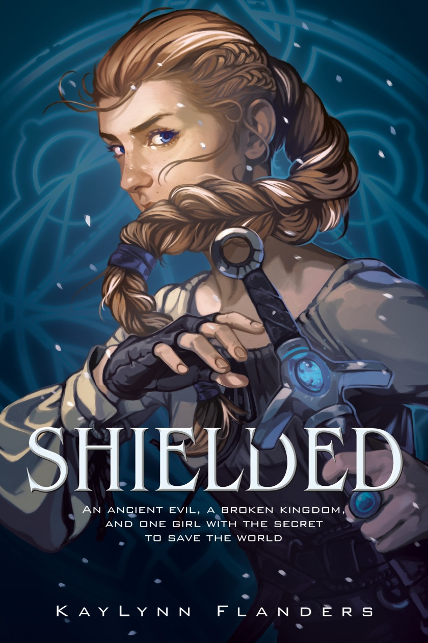 Shielded hi-res cover
