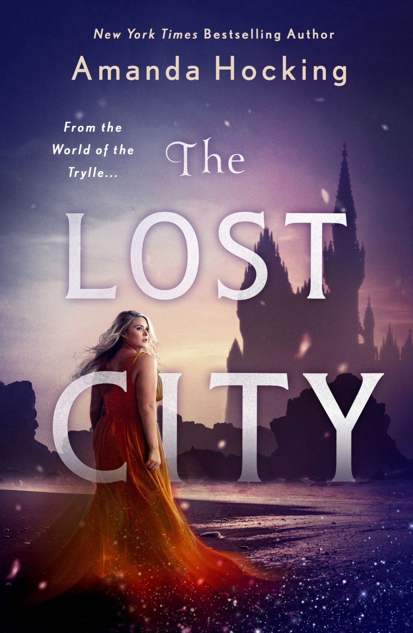 The Lost City - Cover Art