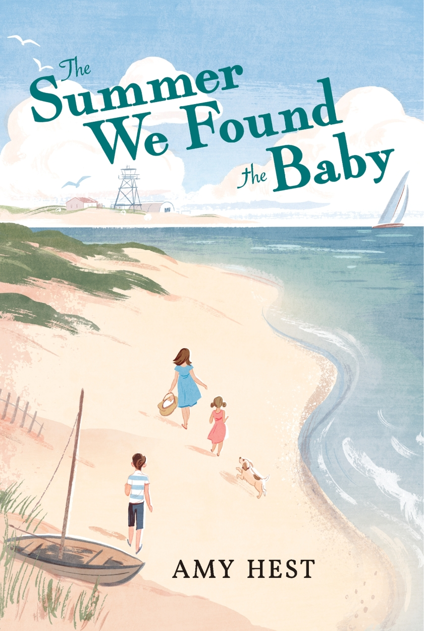 HIGH RES The Summer We Found The Baby Cover
