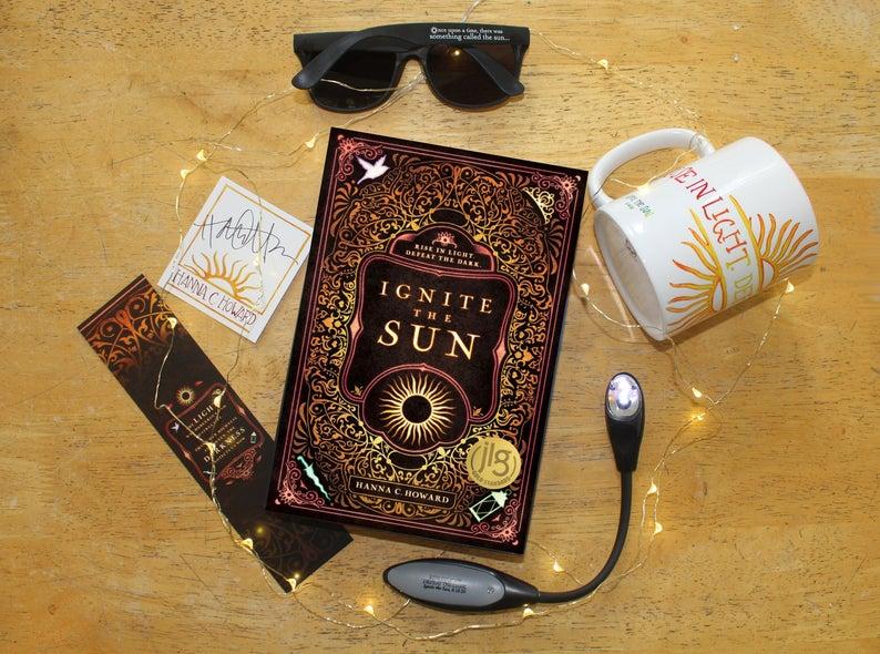 Ignite the Sun Giveaway