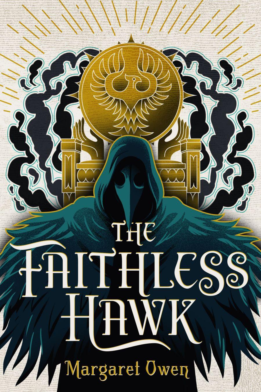 The Faithless Hawk cover
