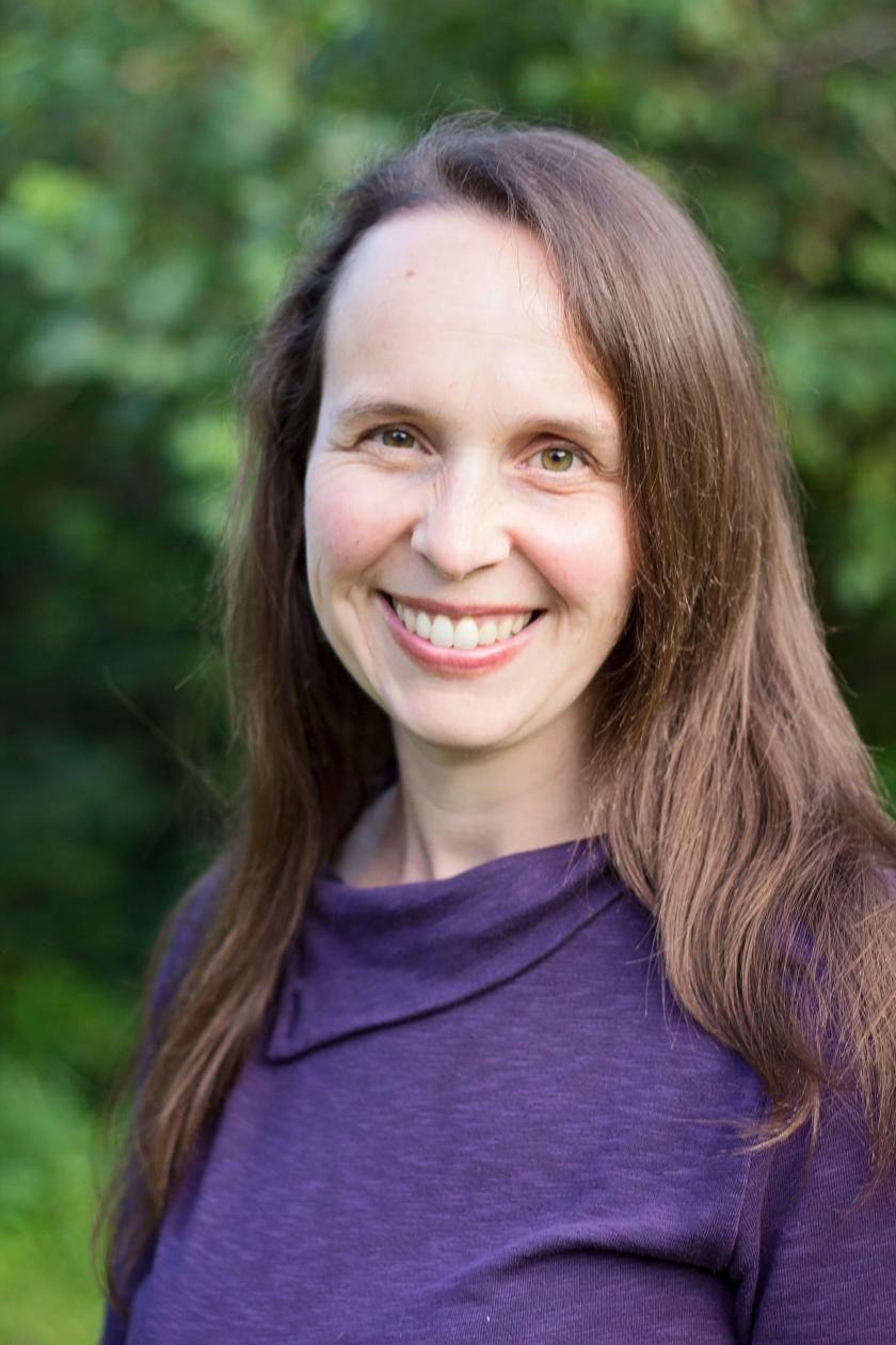 Sarah R Baughman author pic