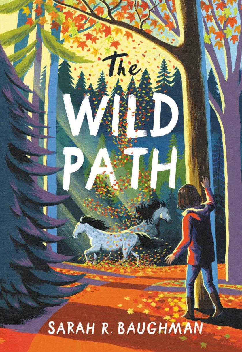 The Wild Path Cover