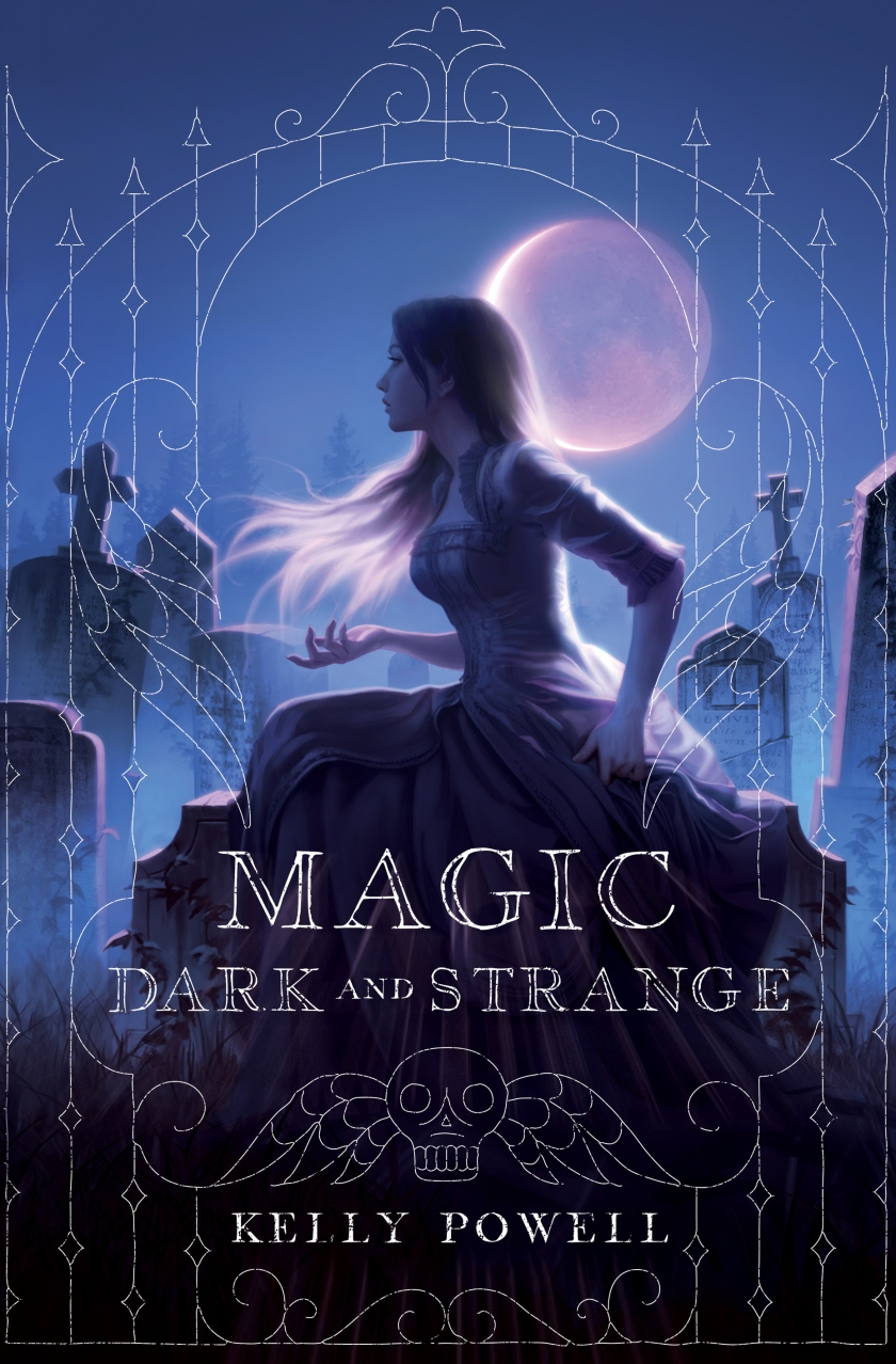 MAGIC DARK AND STRANGE Cover