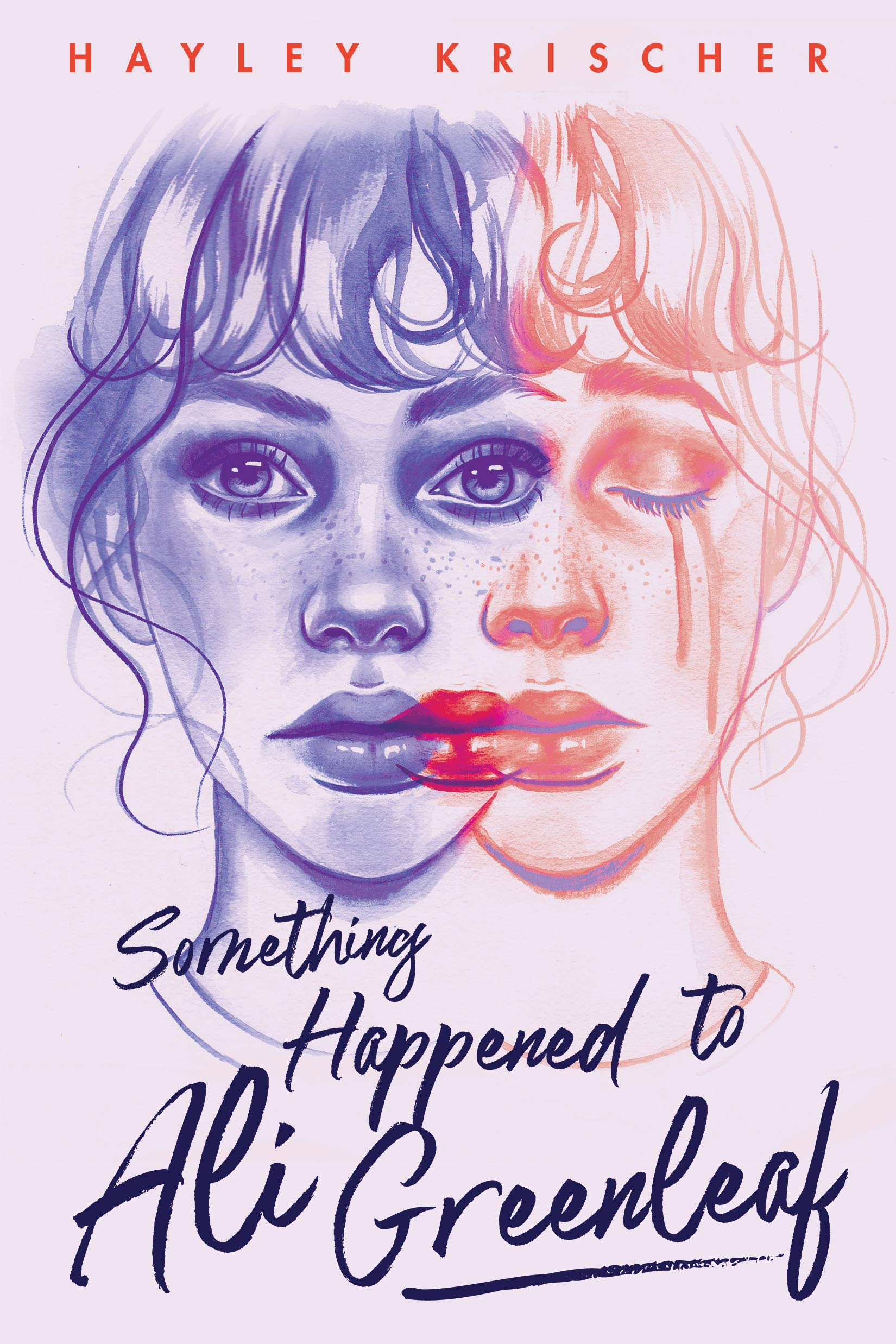 Something Happened to Ali Greenleaf book cover