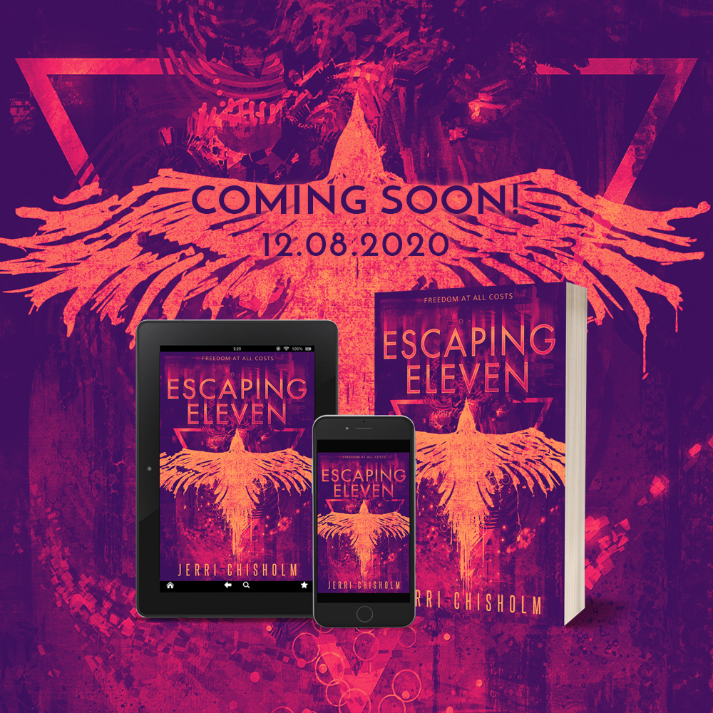 Escaping Eleven - TeaserAD