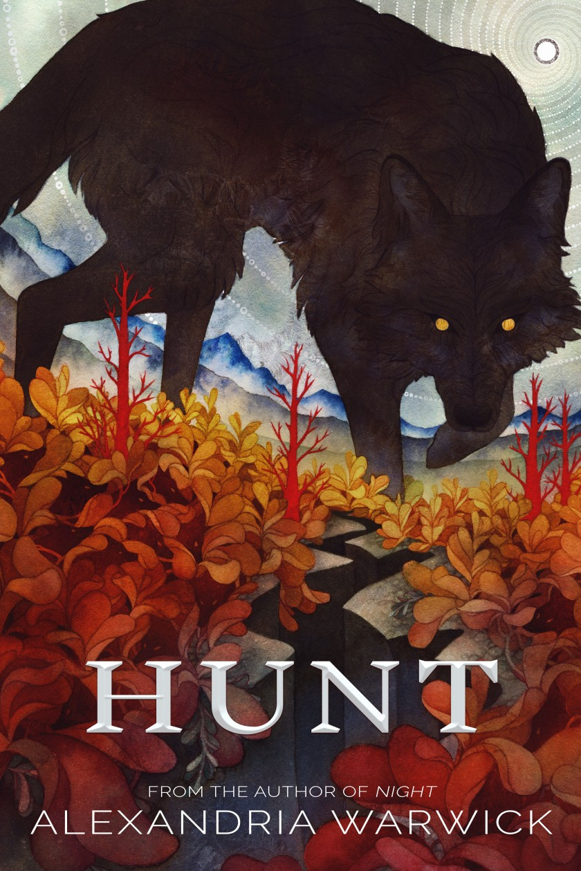 Hunt Front Cover