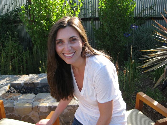 Alyssa B Sheinmel author pic