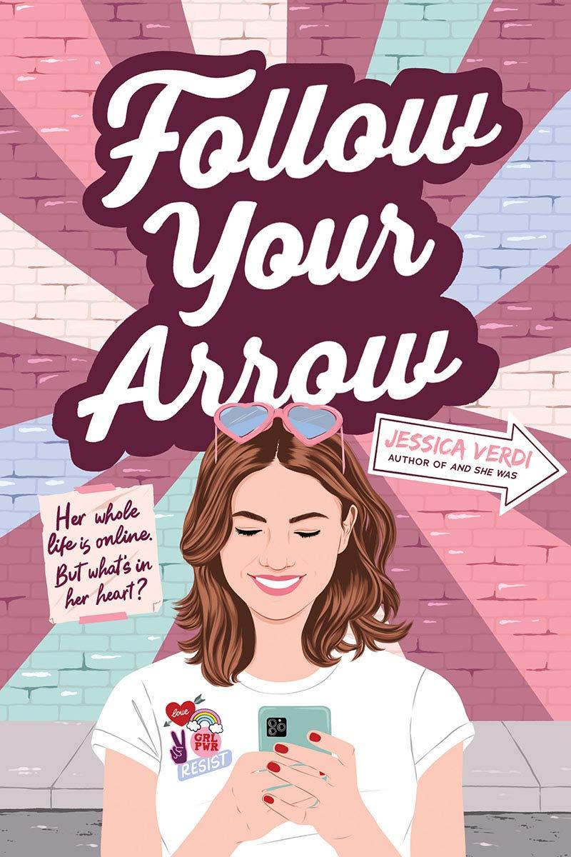 Follow Your Arrow book cover
