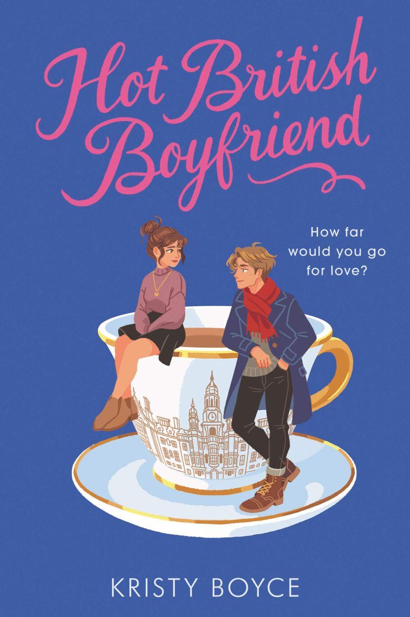 Hot British Boyfriend book cover