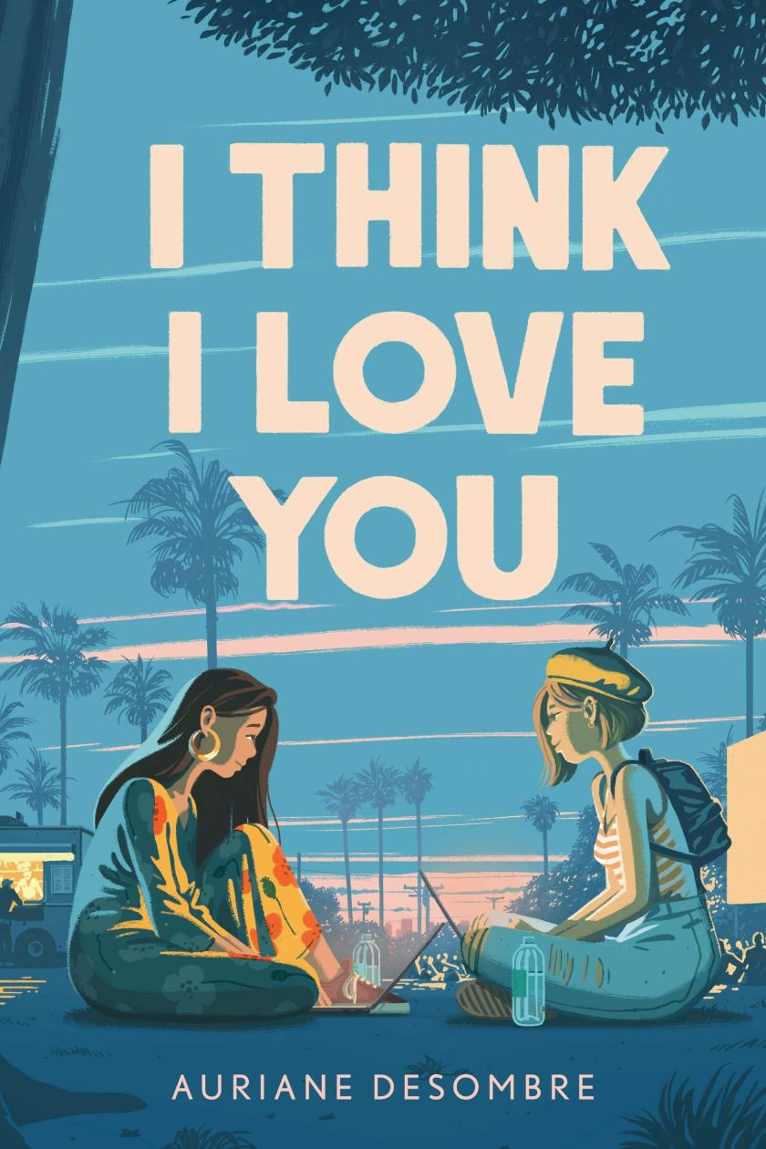 I Think I Love You book cover