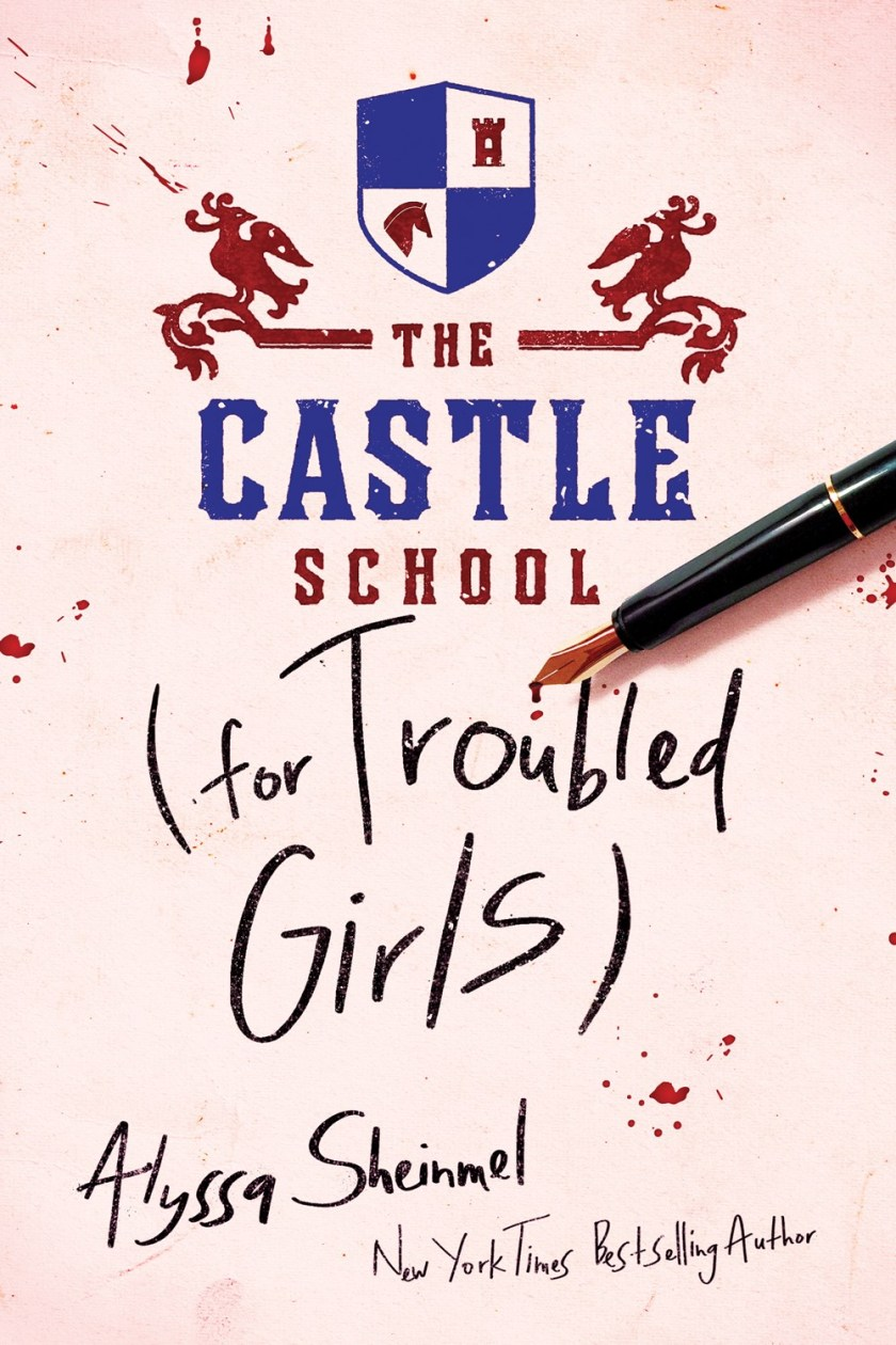 The Castle School (for Troubled Girls) book cover