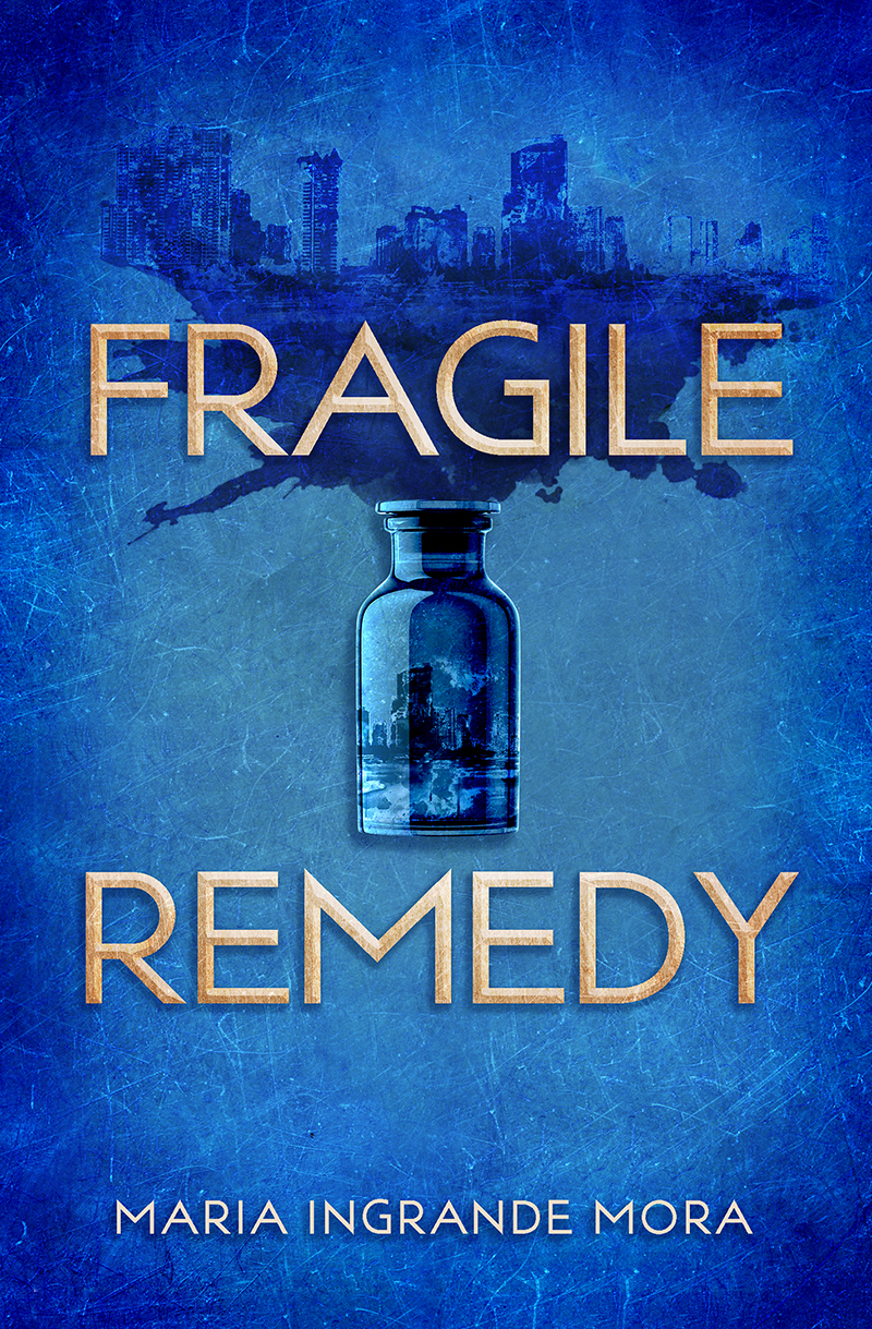 Fragile Remedy book cover
