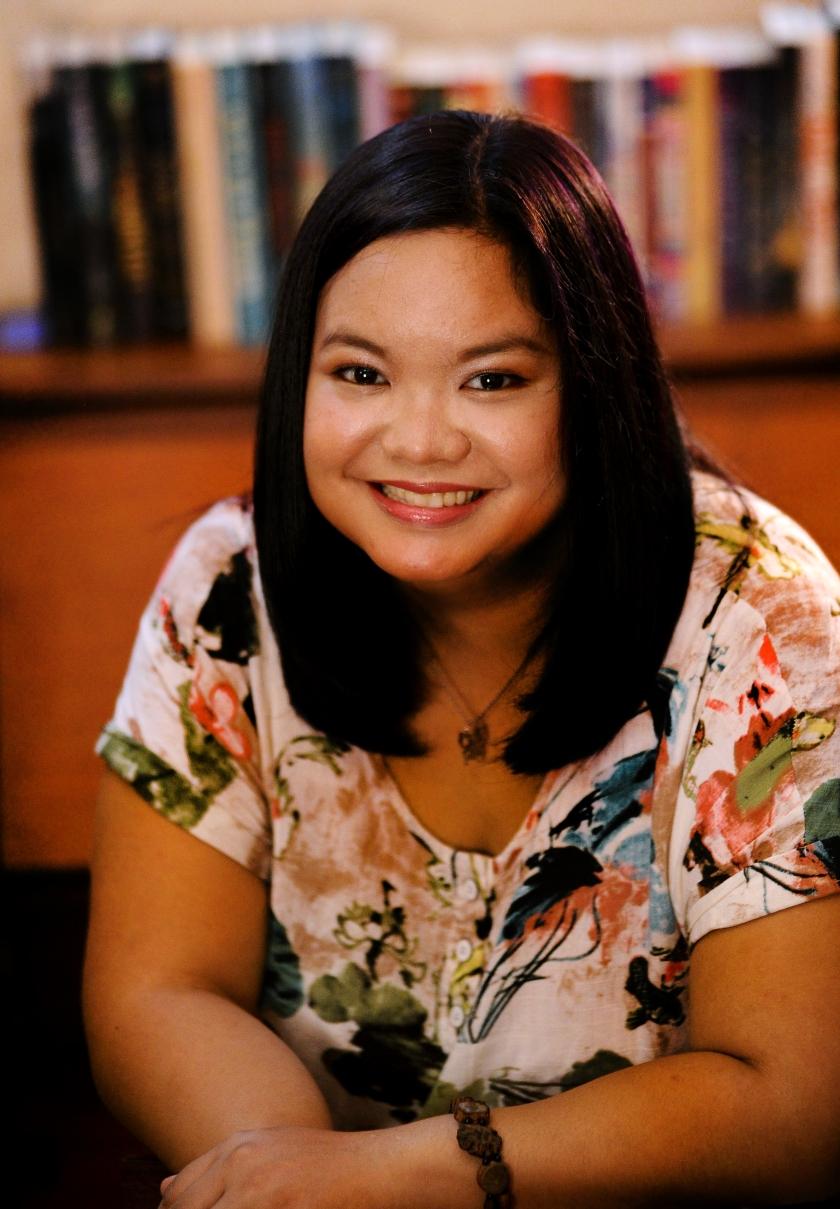 Gail D Villanueva author pic