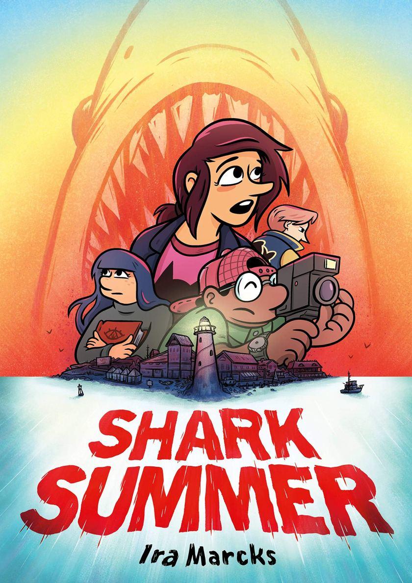 Shark Summer book cover
