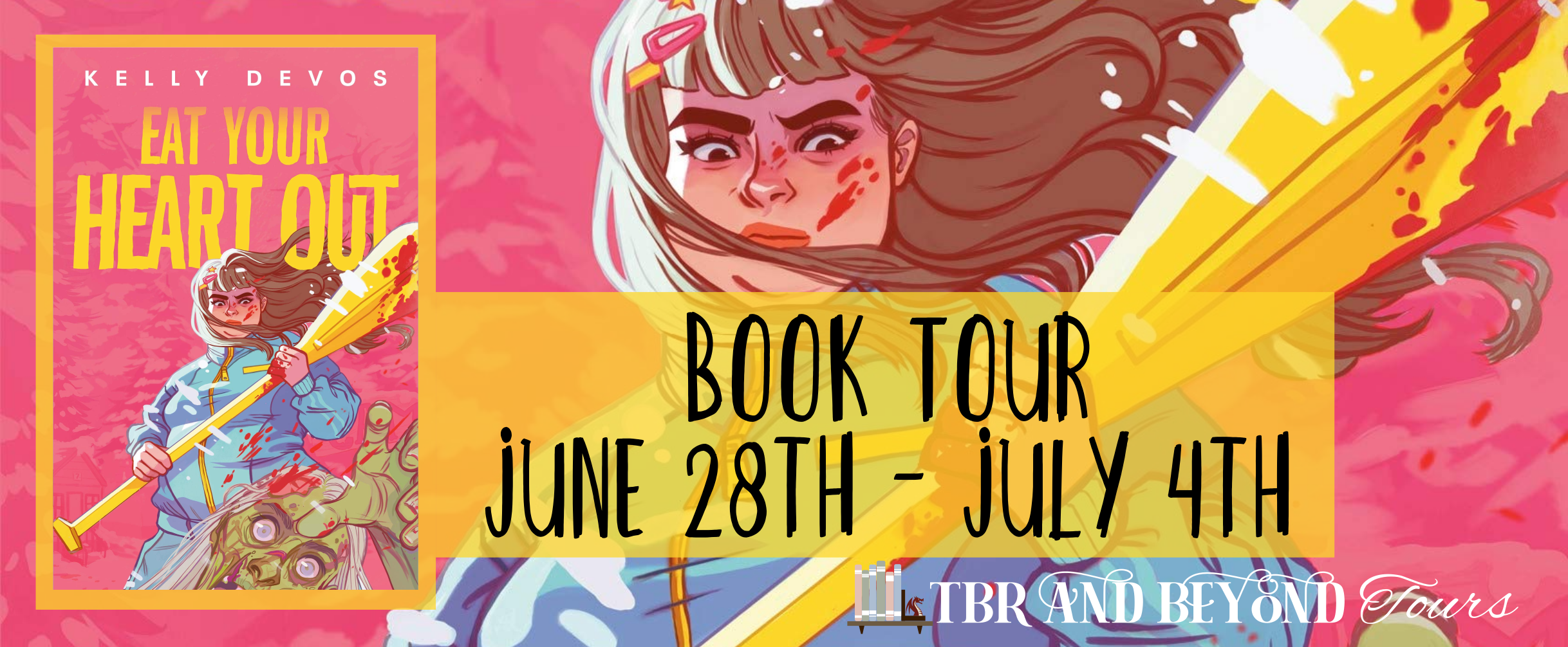 Eat Your Heart Out tour banner