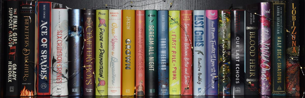 Confessions of a YA Reader